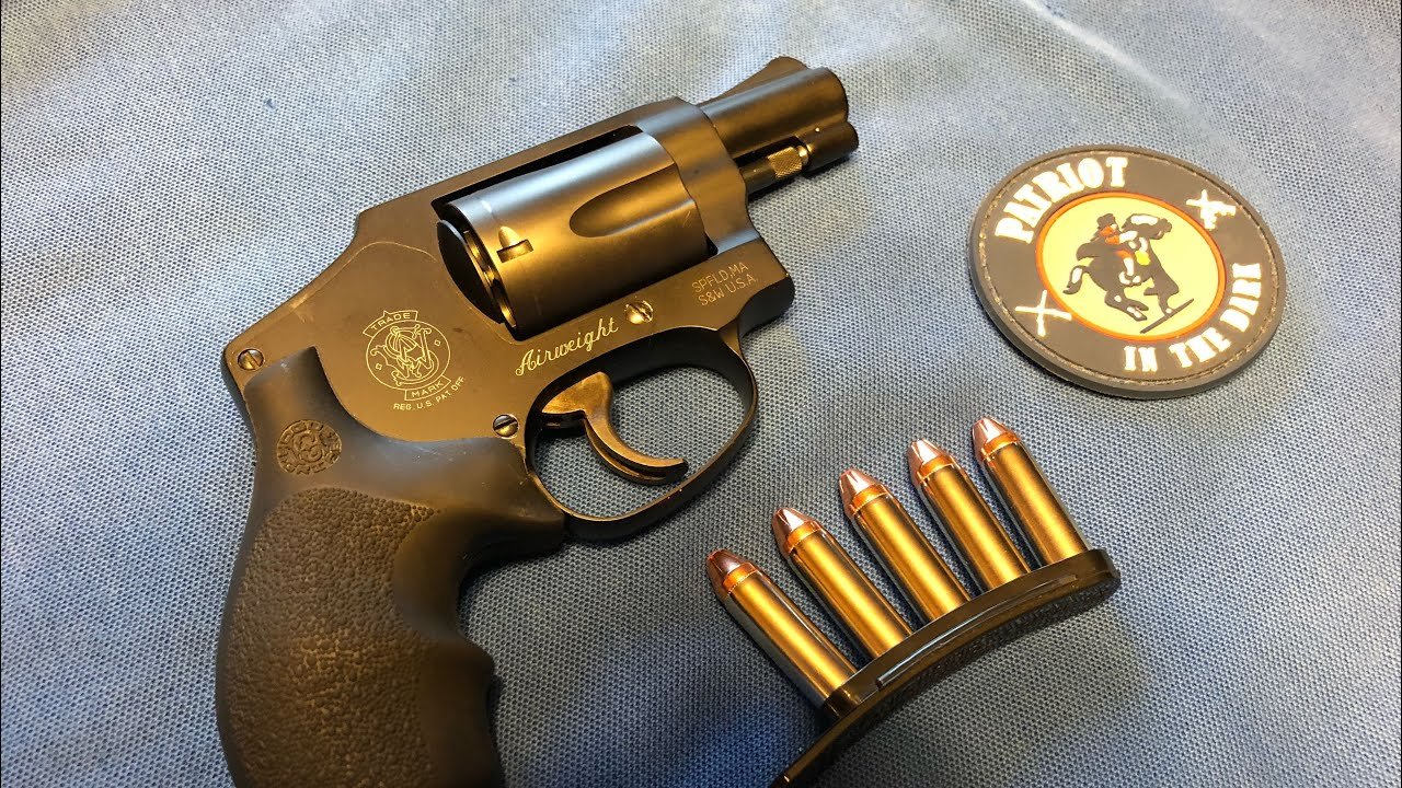 Smith & Wesson 442 / 642 Revolver - How To Make The Best Pocket EDC