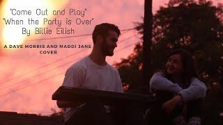 Dave Morris & Maddi Jane - A Billie Eilish Mashup