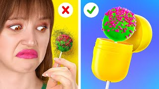AWESOME SCHOOL HACKS YOU WISH YOU KNEW BEFORE || Genius and Funny Tricks by 123 Go! LIVE