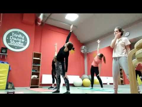 Гимнастика урок 2