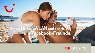 Gratis: Unser WLAN und der Neid aller Facebook-Freunde