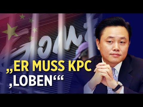 Chinesischer Milliardär lobt Peking nach 10 Jahre Gefängnis