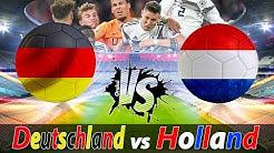 ORAKEL ⚽️ DEUTSCHLAND vs HOLLAND ⚽️ QUALIFIKATION 2020