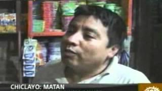 PRIMERA EDICION 01 12 2011 SICARIO MATA A MUJER DE BALAZOS EN CHICLAYO
