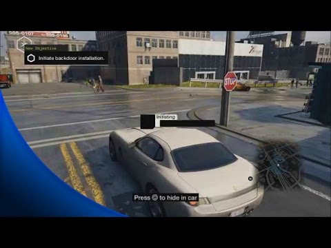 Watch Dogs Multiplayer Gameplay - Online Hacking