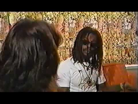 Peter Tosh interview 1983