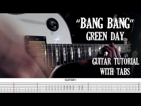 Bang Bang - Green Day - Guitar Cover With Tabs