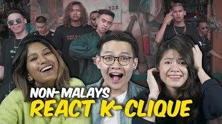 Download Lagu Non-Malays React To K-Clique   SEISMIK Reacts mp3
