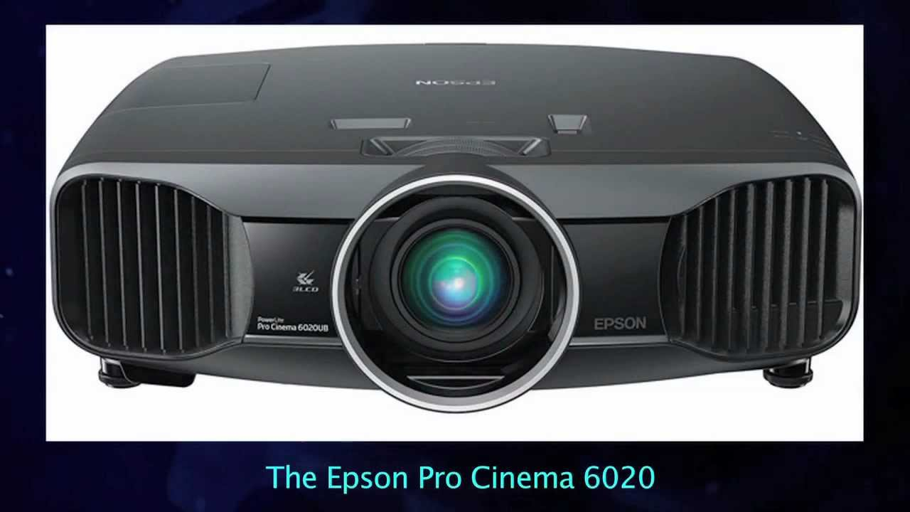 Epson pro cinema 6020 projector summary by projector for Projector tv reviews