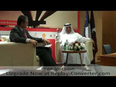 Gulf Intelligence-Opec50-Doha Energy Forum vid 1