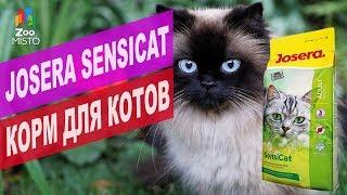 JOSERA SENSICAT ДЛЯ КОТОВ   Обзор Йозера Сенсикет для кошек