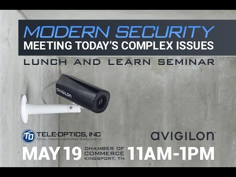 Modern Security:  Meeting Today's Complex Issues
