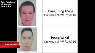 Video Hai thủy thủ Việt Nam bị chặt đầu ở Philippines download MP3, 3GP, MP4, WEBM, AVI, FLV Oktober 2018
