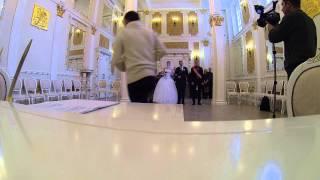 Свадебная церемония в Раменском ЗАГСе