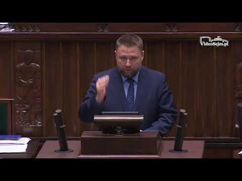 Marcin Kierwiński – wystąpienie z 14 grudnia 2017 r.