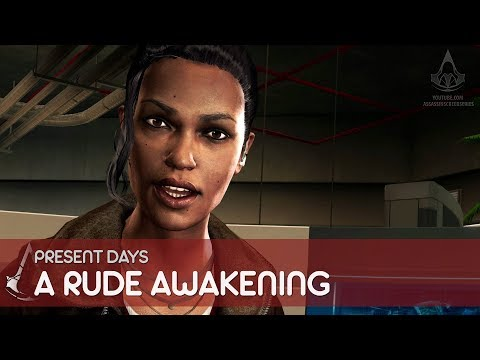 Assassin's Creed Rogue Remastered - Present Day 1: A Rude Awakening |