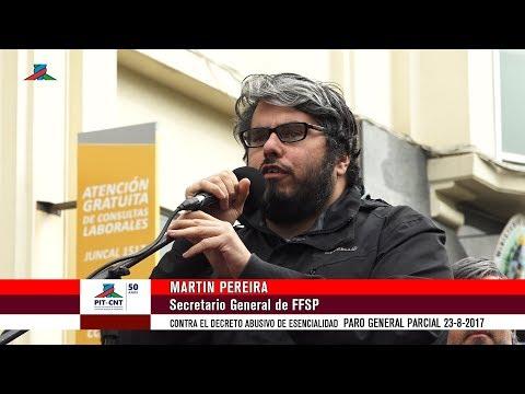 PIT-CNT Paro General Martin Pereira FFSP 23-8-2017
