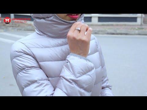Giới Thiệu áo Khoác Lông Vũ UNIQLO - Japanshop.vn