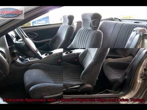 Used Car Gainesville 2001 Pontiac Firebird Convertible_0001.wmv