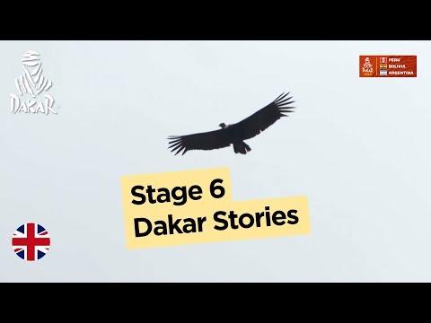 Magazine - Stage 6 (Arequipa / La Paz) - Dakar 2018