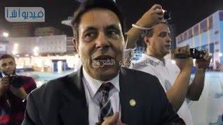 بالفيديو محمود معروف: نادى الزمالك له شعبية فى الجزائر لا تقل عن شعبيته فى مصر