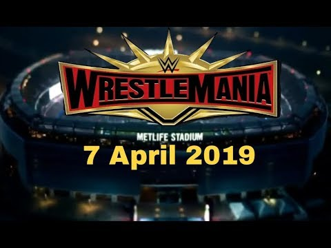 WWE Wrestlemania 35 Tour of MetLife Stadium thumbnail
