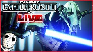 General Kenobi! 🔴 Star Wars: Battlefront 2 // PS4 Livestream