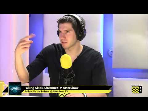 """Falling Skies After Show  Season 3  Episode 2 """" Collateral Damage """"  