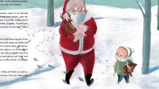 Le cadeau du Père Noël pour Adèle