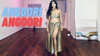 Angoori Angoori Dance | Jaanwar | Karisma Kapoor | Shanelle Bell