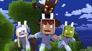 Der WOLF jagt die OSTERHASEN?! - Minecraft WOLF