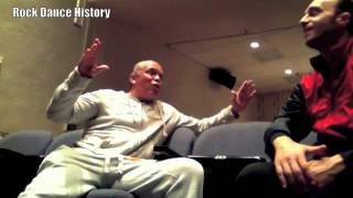 Rock Dance Interview Frank Rojas (Rock Dance History)