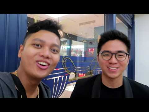 A DAY WITH KEVIN HENDRAWAN & CINDY
