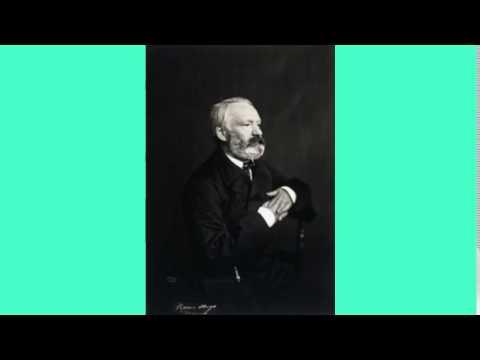 Vieille chanson du jeune temps, Victor Hugo