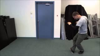 Silat Modern Cimande | Low Line Kicks