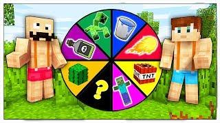 LA RUOTA DELLA FORTUNA DELLE TRAPPOLE! - Minecraft ITA