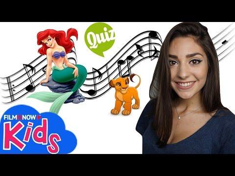 Conosci tutte le canzoni dei film Disney? Fai il QUIZ!
