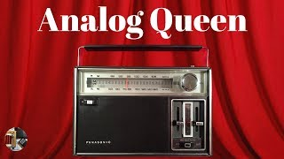 Panasonic RF-930 Classic AM FM Portable Radio Review
