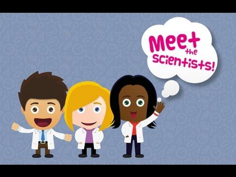 Meet the scientist - Webcasting