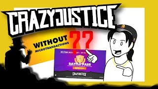 Crazy Justice | FREE TO PLAY - FORTNITE CLONE, NOW WITH ADDED MICRO TRANSACTIONS!
