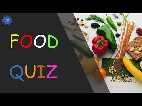 Food Quiz | Test Your Food Knowledge | Food Rove