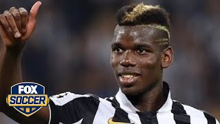 Pogba inherits number 10 jersey