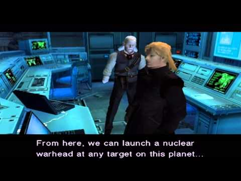 Liquid Snake Reveals His Plan (Metal Gear Solid The Twin Snakes Part 37)