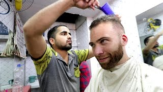 Download The ULTIMATE Indian HAIRCUT EXPERIENCE - Full Shave + Massage   Kolkata, India Mp3 and Videos