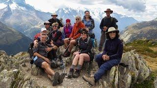 Tour du Mont Blanc 2015 RAW