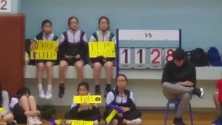 B冠軍賽 何明華會督銀禧中學 vs 九龍真光中學 第3節