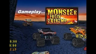 Monster Trux Extreme Offroad Gameplay ... PC