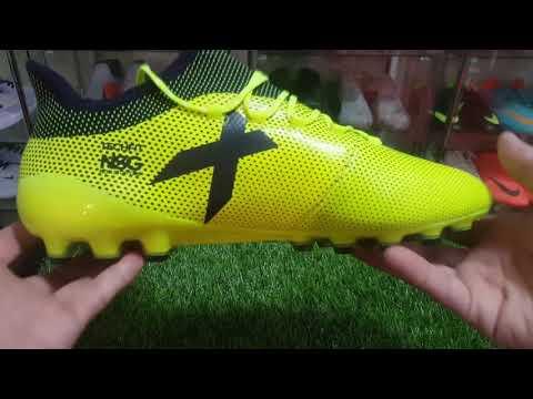 the latest 0c7e4 211e0 โชว์รองเท้า ADIDAS X17.1 AG