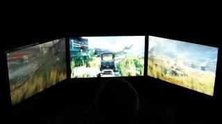 crysis 3 surround gameplay