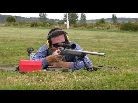 Remington 700 5R .223 Remington 500 yards